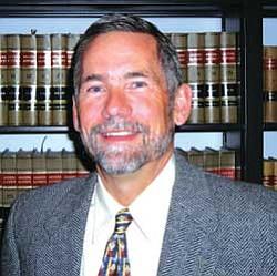 David Rozema, Chief Deputy Atorney for Coconino County (NHO file photo).