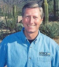 Arizona Department of Environmental Equality (ADEQ) Director Steve Owens