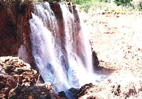 <i>Courtesy photo</i> <br>Supai Falls