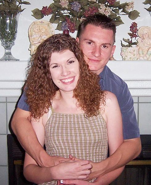 Keri and Shawn Fouse of Cordes Lakes
