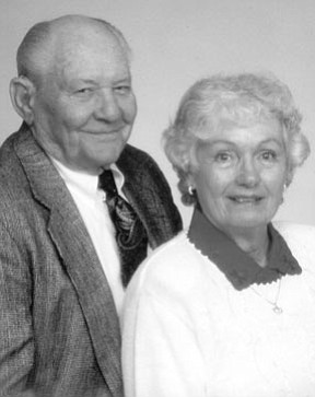 Mary Ann and Jimmie Webb have been married for 65 years