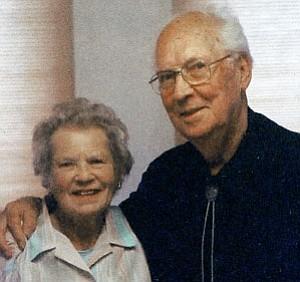 Ralph and Fran Hallstrom