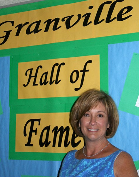 Trib Photo/Sue Tone<br> Diana Green joins Humboldt Unified School District as Granville Elementary School's new principal.