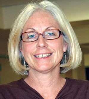 Trena Linders will take on interim principal duties at Bradshaw Mountain High School.<br> <i>TribPhoto/Sue Tone</i>