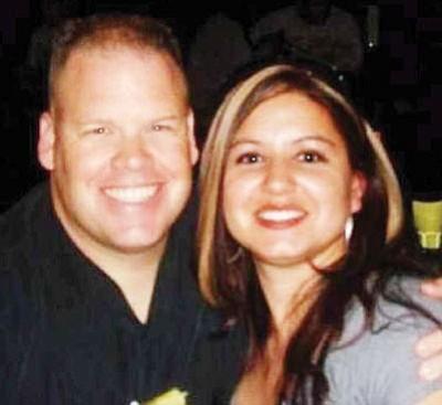 Casey Smith and Angelina Moran