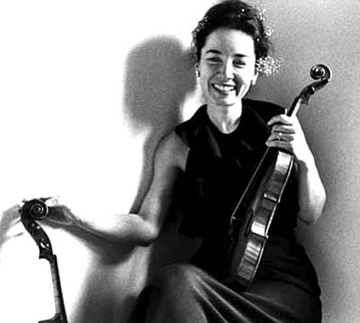 Marie Rhines will perform Sunday in Prescott<br> Courtesy Photo