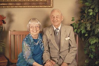 Bill and Joyce Black