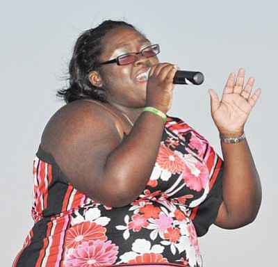 Coco Garrison is the 2012 PV Idol winner.<br> TribPhoto/Heidi Dahms Foster