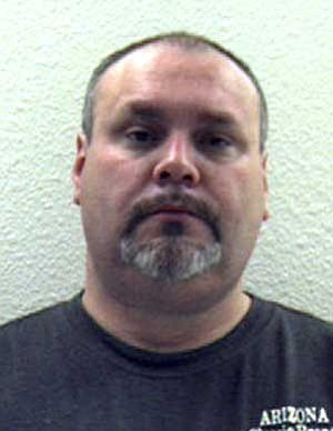 Derek Robert Barnes, 40, of Prescott