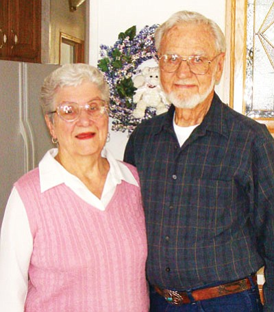 John and Virginia Pringnitz<br> Courtesy Photo