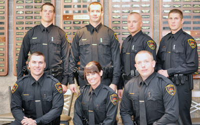 8 new recruits join Prescott Valley Police force | The Daily