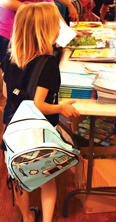 The Coalition for Compassion and Justice is looking for donations to help provide backpacks and school supplies to families in need.<br> Courtesy Photo