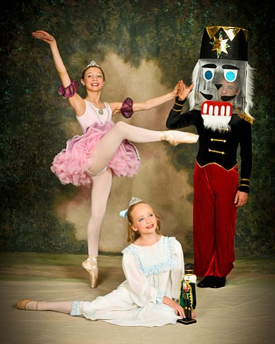 Prescott YMCA is looking for local youth to perform in the second annual Nutcracker Ballet season.<br> Courtesy Photo