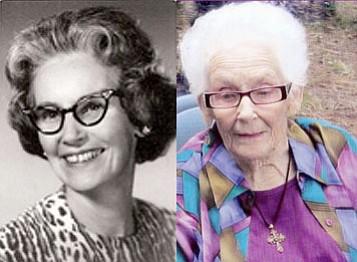 Mrs. Violet (Vi) M. Parenteau