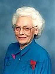 Martha Louise Mavity