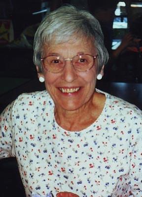 Edythe Marjorie Harstine
