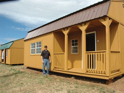 Portable Buildings Offer More Than Just Storage Prescott