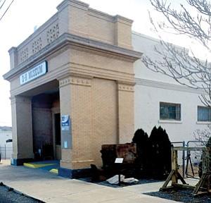 Dewey-Humboldt Historical Museum building. Tribune photo.