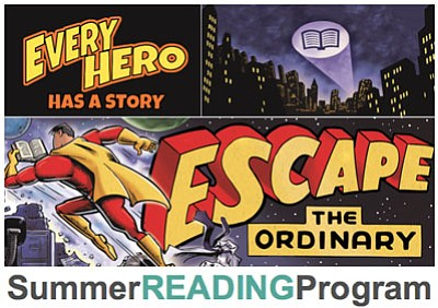 "Registration for the Prescott Valley Public Library 2015 Summer Reading program is now open. All ages and all readers are welcome. <a href=""http://pvpl.azsummerreading.org/Register.aspx"" target=""_blank"">Click here to register now on pvpl.azsummerreading.org</a>"