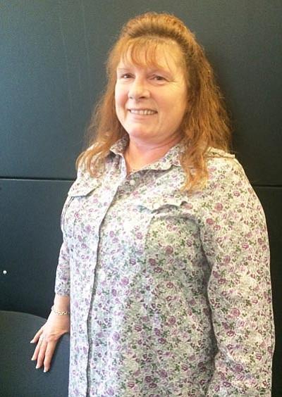 New GMO-Free board member Cherie Dreves attended a presentation on Wednesday, June 17, regarding GMOs, sponsored by Prescott Area Celiac and Gluten Free Support. (Trib Photo/Briana Lonas)
