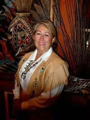 Courtesy<br /><br /><!-- 1upcrlf2 -->Judith Durr-Kull of Cave Creek is the featured artist at the 18th Annual Prescott Indian Art Market, July 11-12, at the Sharlot Hall Museum in Prescott.