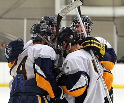Hockey Returns To Prescott Valley The Daily Courier Prescott Az
