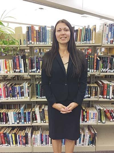New Lake Valley Elementary Principal Aimee Fleming. (Nanci Hutson/PNI)<br /><br /><!-- 1upcrlf2 -->
