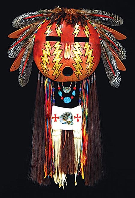 Shoshone Spirit Mask