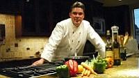 Andrew Opyoke, Cliff Castle Casino-Hotel's The Gathering Restaurant's new head chef.