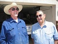 Don Godard and John Tavasci