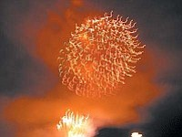 July 4 fireworks shows are planned both at the Cliff Castle Casino in Camp Verde and in Cottonwood.