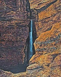 "Marilyn Bos' ""Heart of the Canyon"""