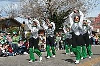 Sedona's annual St. Patrick's Day Parade. File photo