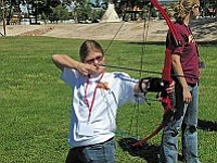 Camp Soaring Eagle serves children affected by serious illnesses