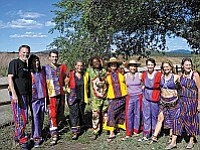 Arizona Dunun  Ensemble