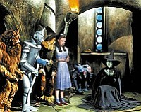"""The Sedona International Film Festival presents """"The Wizard of Oz Sing-Along"""" on Tuesday, Oct. 25 at 6 p.m. at the Sedona Performing Arts Center. Join us for a journey to Oz with Dorothy, the Scarecrow, Tin Man and Cowardly Lion — and a whole lot of toe-tapping fun. Celebrate the golden age of movies by enjoying this Oscar-winning film in the fashion in which it was meant to be seen: in a grand theatrical setting on the big screen."""