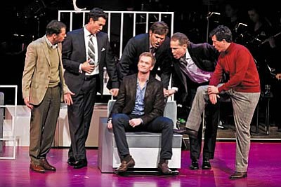 "Stephen Sondheim's Tony Award-winning musical revival ""Company"", featuring the New York Philharmonic Orchestra, debuts at the Mary D. Fisher Theatre on Sunday, April 1, in Sedona. Emmy-winning actor Neil Patrick Harris leads a star-studded cast which includes Patti LuPone, Stephen Colbert, Jon Cryer, Christina Hendricks, Craig Bierko and Martha Plimpton. Showtimes are 2 p.m. and 6 p.m."