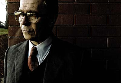 Gary Oldman was nominated for an Academy Award for his performance as George Smiley, a role that earned Alec Guinness a BAFTA, in the spy thriller Tinker Tailor Soldier Spy.