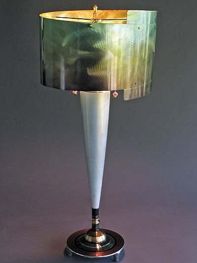 Lamp by Daniel Pierre