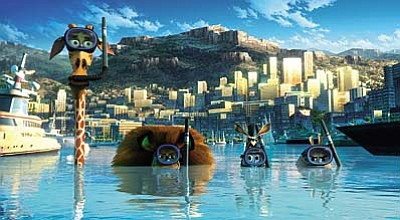 Paramount<br /><br /><!-- 1upcrlf2 -->The gang is in for surprises in the sequel Madagascar 3: Europe's Most Wanted.