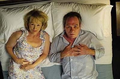 Columbia Pictures<br /><br /><!-- 1upcrlf2 -->Oscar winners Tommy Lee Jones and Meryl Streep star in the comedy Hope Springs.