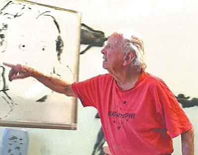 John Henry Waddell: Singular Sedona Sculptor | The Verde