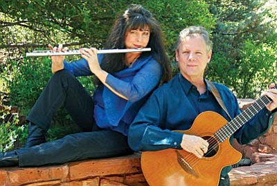Meadowlark is comprised of Lynn Trombetta and Rick Cyge