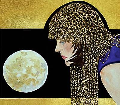 Moongazer by Judy Jaaskelainen