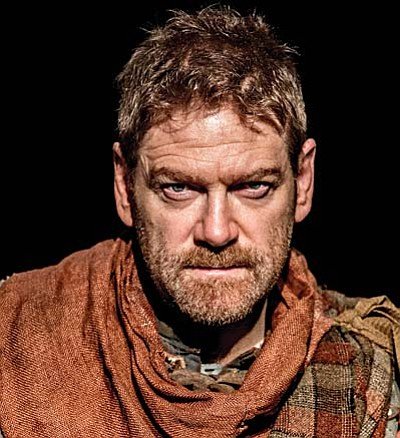 "The National Theatre of London returns to Sedona on Monday, Oct. 21, when the Sedona International Film Festival hosts the big screen premiere of ""Macbeth"" — starring Kenneth Branagh and Alex Kingston. Shakespeare's tragic tale of ambition and treachery unfolds within the walls of an intimate deconsecrated Manchester church."