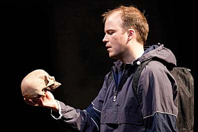 "The National Theatre of London returns to Sedona on Monday, Oct. 28 when the Sedona International Film Festival hosts the encore premiere of ""Hamlet"". Rory Kinnear plays Hamlet in a dynamic new production of Shakespeare's complex and profound play about the human condition, directed by Nicholas Hytner."