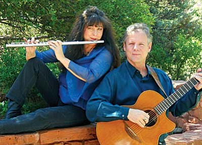 Lynn Trombetta and Rick Cyge