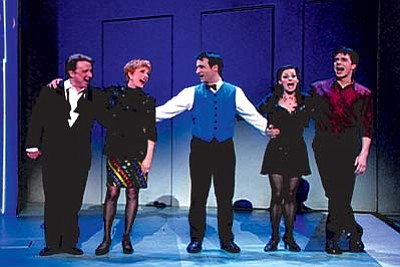 """Putting It Together"" — starring Carol Burnett — celebrates award-winning composer/lyricist Stephen Sondheim's humor, poignancy and sophistication in material taken from a number of his original musicals. This production had a successful run on Broadway at the Ethel Barrymore Theatre and landed a Tony nomination for Best Actor in a Musical for George Hearn."
