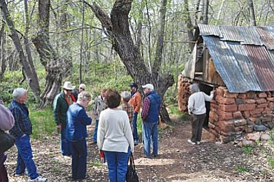 Pioneer descendant Paul Thompson will lead this year's Oak Creek Canyon Tours for the Sedona Heritage Museum.