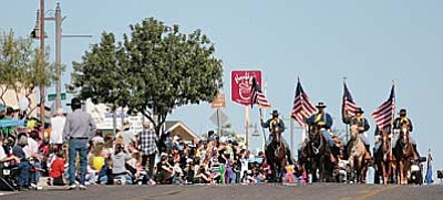 The theme for this year's annual Fort Verde Days celebration is Old Fun, New Fun, Anything Fun. Bobbie Tennant of Camp Verde Promotions says the theme was borne out of a desire to get Camp Verde's youth involved. Also meant to connect with the community's youth, the Grand Marshals for the Fort Verde Days Parade will be youth volunteers: Today's Youth, Tomorrow's Leaders.<br /><br /><!-- 1upcrlf2 -->